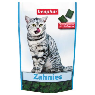 beaphar Bocaditos Dental-Bits snack para gatos