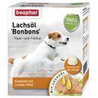Beaphar Bonbons à l'huile de saumon pour chien