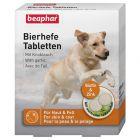 beaphar comprimidos de levedura de cerveja para cães