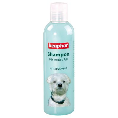 Beaphar Dog Shampoo for White Coats