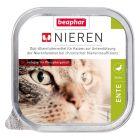 beaphar kattevådfoder nyrediæt 6 x 100 g