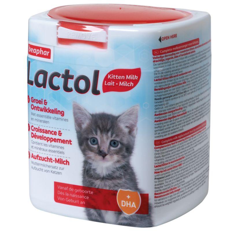 Beaphar Lactol -äidinmaidonkorvike kissanpennuille