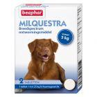 Beaphar Milquestra 12,5 mg / 125 mg Tabletten voor Honden ≥ 5 kg (NL)