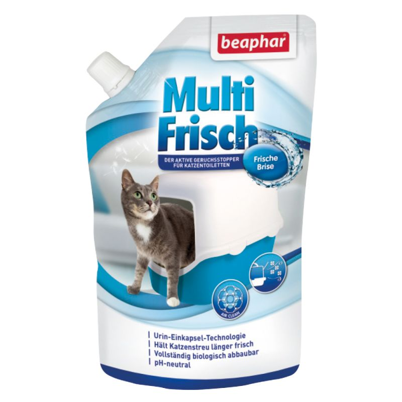 beaphar Multi Fresh para WC de gato