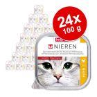 beaphar Régime rénal 24 x 100 g pour chat