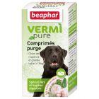 beaphar VERMIpure Comprimés purge pour chien de moyenne et grande taille