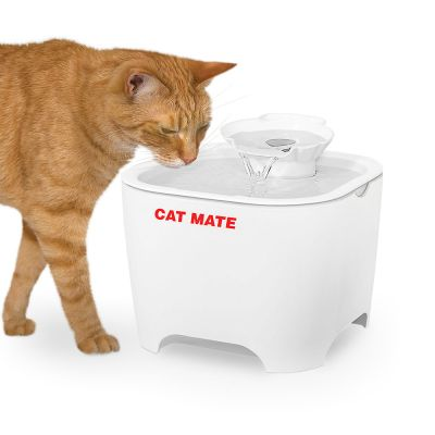 Bebedero fuente Cat Mate Concha de Pet Mate