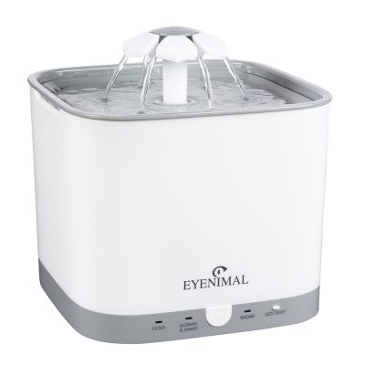 Bebedero fuente Eyenimal Smart Bloom