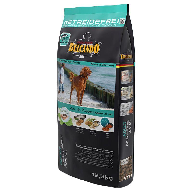 Belcando Adult Grain-free Ocean tanio w