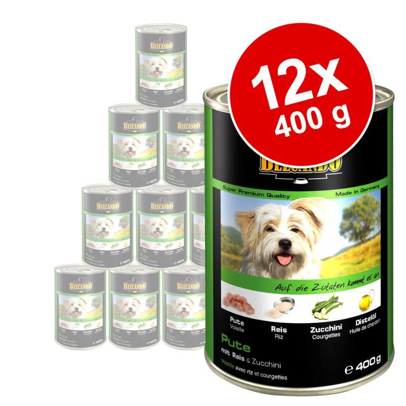Belcando Super Premium 12 x 400 g pour chien