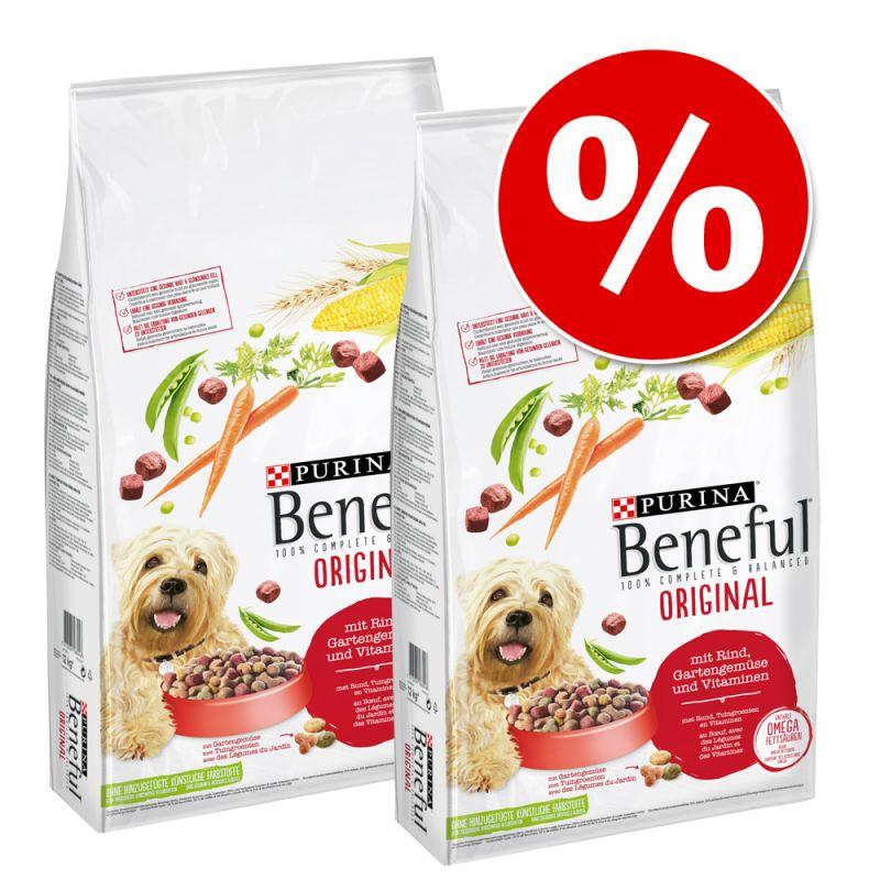 Beneful-säästöpakkaus 2 x 12 kg