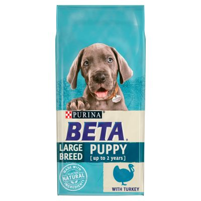 BETA Puppy Large Breed Turkey