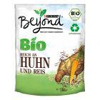 Beyond BIO Adult rica em frango e arroz para cães