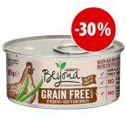 Beyond Grain Free Mousse 12 x 85 g ¡a precio especial!