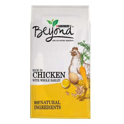 Beyond Rich in Chicken with Whole Barley