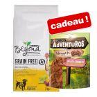 Beyond Sans céréales 7 kg + friandises AdVENTuROS Nuggets 300 g offertes !