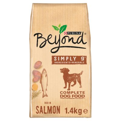 Beyond Simply 9 with Salmon