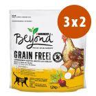 Beyond 3 x 1,2 kg pienso para gatos en oferta: 2 + 1 ¡gratis!