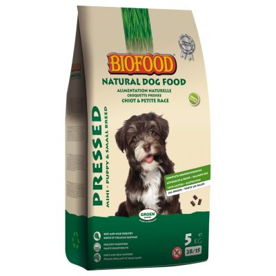 Biofood Geperst Hondenvoer Puppy & Mini