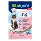 Biokat's Classic Fresh 3in1, Babypudderduft