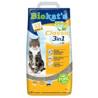 Biokat's Classic 3in1 Cat Litter