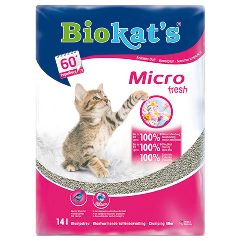 Biokat's Micro Fresh Cat Litter