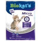 Biokat's Micro -kissanhiekka