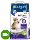 Biokat's Micro żwirek dla kota