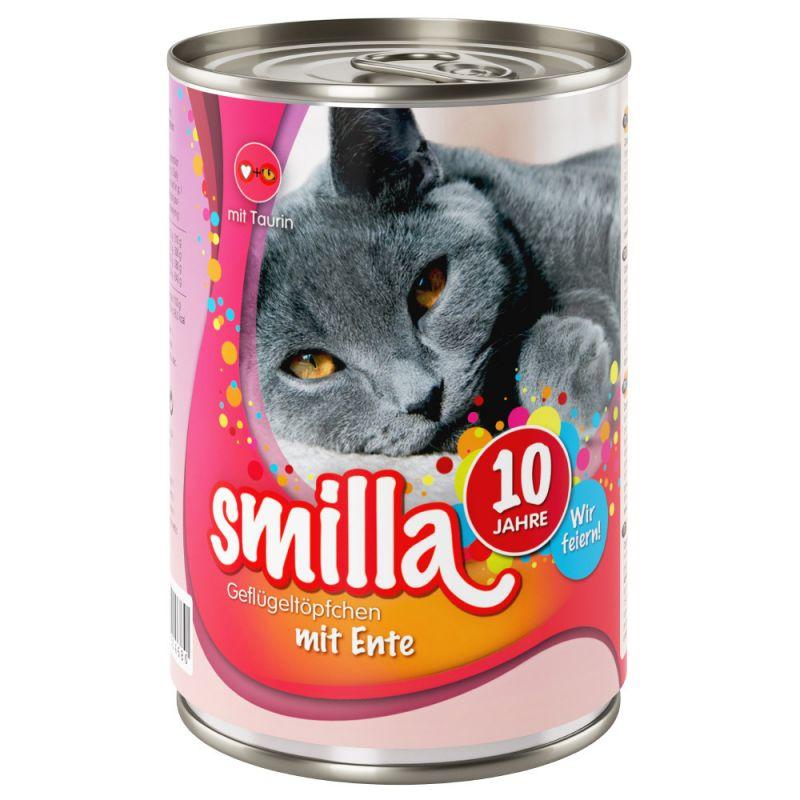 Birthday Edition: Smilla-siipikarjapata 6 x 400 g