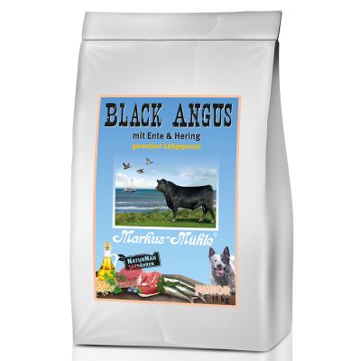 Black Angus Junior Hondenvoer