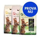 Blandat provpack: Applaws Adult kattfoder