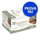 Blandat provpack: Applaws Cat Pot Selection 8 x 60 g