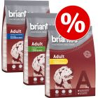 Blandat provpack: Briantos Adult torrfoder