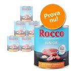 Blandat provpack: Rocco Junior 6 x 800 g