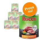 Blandat provpack: Rocco Menu 6 x 800 g