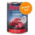 Blandat provpack: Rocco 6 x 400 g hundfoder