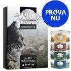 Blandat provpack: Wild Freedom Instinctive Adult 6 x 70 g