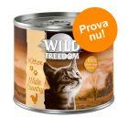 Blandat provpack: Wild Freedom Kitten