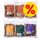 Blandat sparpack: Chewies Miniben