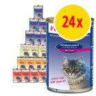 Blandat sparpack: Feline Porta 21 24 x 400 g