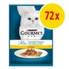 Blandat sparpack: Gourmet Perle, 72 x 85 g