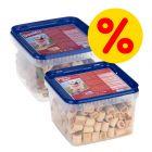 Blandat sparpack: 1 kg DogMio Nuggets & 1 kg Bonies