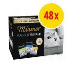 Blandat sparpack: Miamor Ragout Royale 48 x 100 g