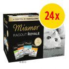 Blandat storpack: Miamor Ragout Royale 24 x 100 g