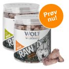 Blandet pakke med 2 slags: Wolf of Wilderness - Raw Snacks