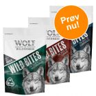 Blandet pakke: Wolf of Wilderness snack - Wild Bites