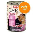 Blandet pakke: Animonda Carny Adult 12 x 400 g