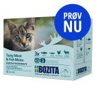 Blandet pakke: Bozita Bidder i sovs Pouch 12 x 85 g