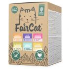 Blandet pakke: FairCat kattefoder