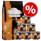 Blandet pakke: Wild Freedom kattefoder